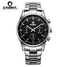 Fashion Business Mens Quartz Watches Top Brand Luxury Analog Sports Wristwatch Display Date CASIMA Men Watch