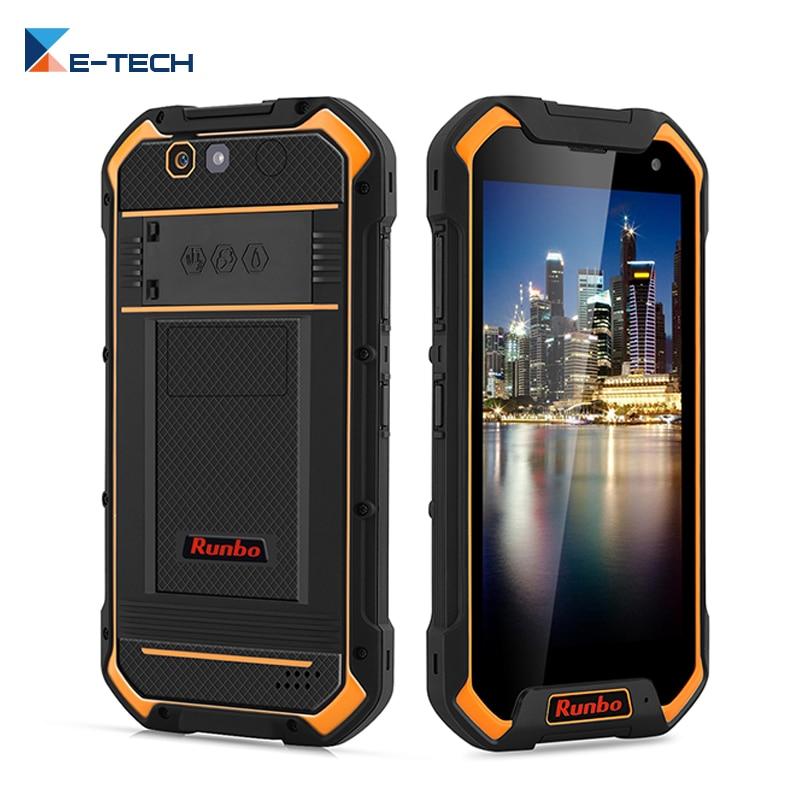 bilder für Original runbo f1 mtk6735 quad core ip7 wasserdicht smartphone 5,5 zoll 3 GB RAM 32 GB ROM 13.0MP 5000 mAh 4G LTE Mobilen telefon
