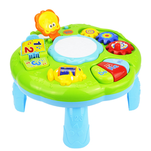 Image 3 - Baby Toys 13 24 Months Musical Games Table Educational M Toys For Baby Brinquedos Para Bebe Oyuncak Baby Boy Toys