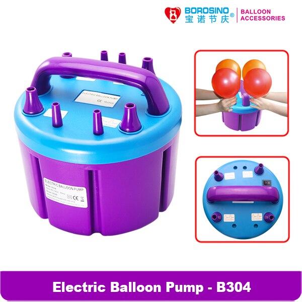 электрический воздушный насос для воздушных шаров