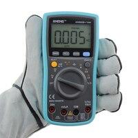 ANENG Digital TRMS Multimeter 6000Counts Backlight AC DC Ohm Voltmeter Temperature Auto Range Ammeter High Quality