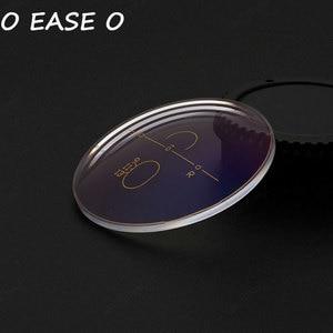 Image 3 - 1.61 Freeform Multi Focal Progressive Lens mężczyźni kobiety z soczewką cięcie i montaż ramy prawidłowe ostrość wzroku
