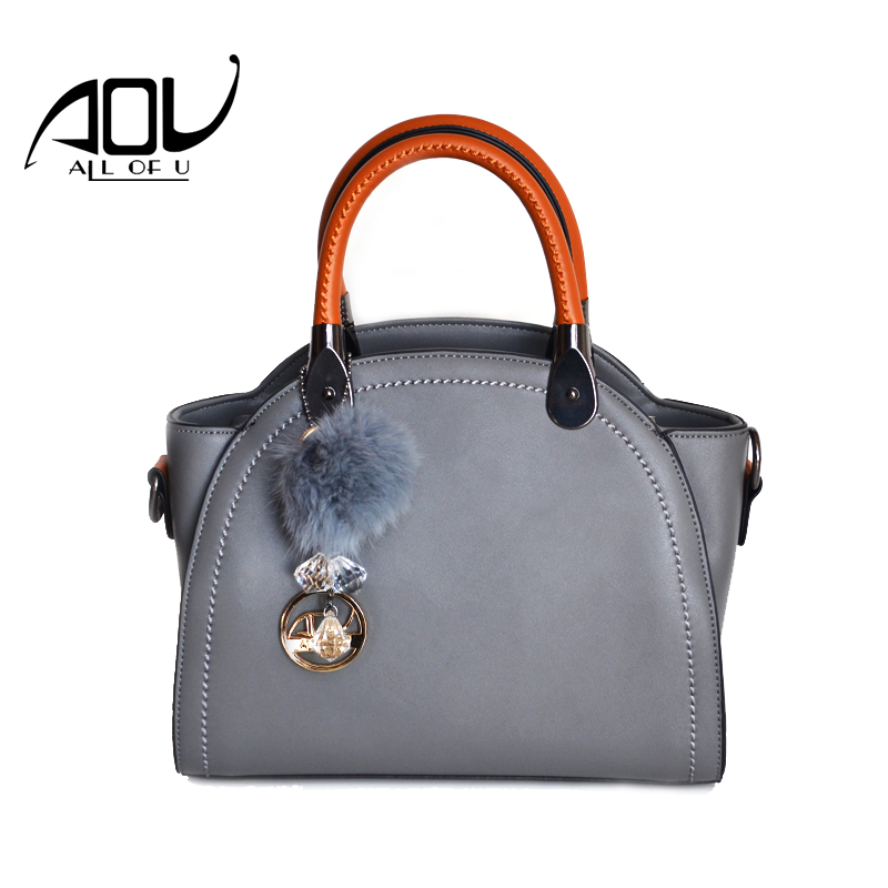 AOU 2017 Trapeze bag Women bags Fashion PU Messenger bags High Quality Leather Handbags Female Shoulder Crossbody Bag sac a main bailar fashion women shoulder handbags messenger bags button rivets totes high quality pu leather crossbody famous brand bag