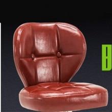 כיסאות בר משטח מחשב משרד מסתובב הרמת כיסא משטח חזרה ריהוט אביזרי נוח בטוח צבעוני מעובה