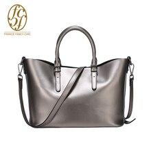 2016 New Fashion Solid Style Cattle Split Leather Women Shoulder Bags Zipper Crossbody Bag 30-50cm Women Handbag TK07008