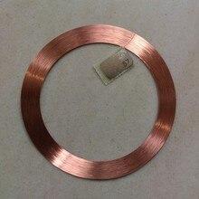 Tarjeta de copia RFID regrabable, bobina + Chip, 125khz, T5577/T5557/T5567