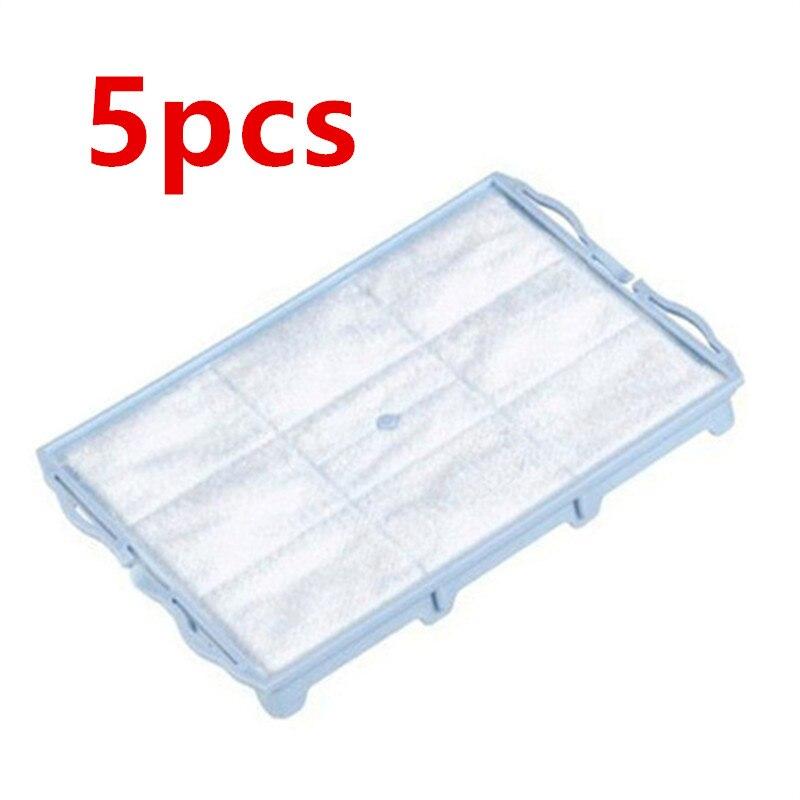 5pcs Vacuum Cleaner Parts Motor HEPA Filter H12 Replacement Siemens Vacuum Cleaner VS63A2310 VS 08 Original Number 618907 цена
