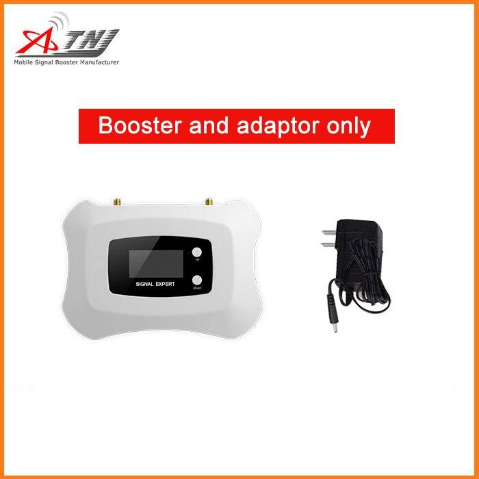 Écran lcd! WCDMA 3G 2100 MHz téléphone portable répéteur de signal 3g répéteur de signal cellulaire amplificateur Seulement Booster