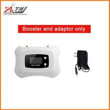 LCD display! WCDMA 3G 2100 MHz handy-signal-repeater 3g zellulären signalverstärker verstärker Nur Booster
