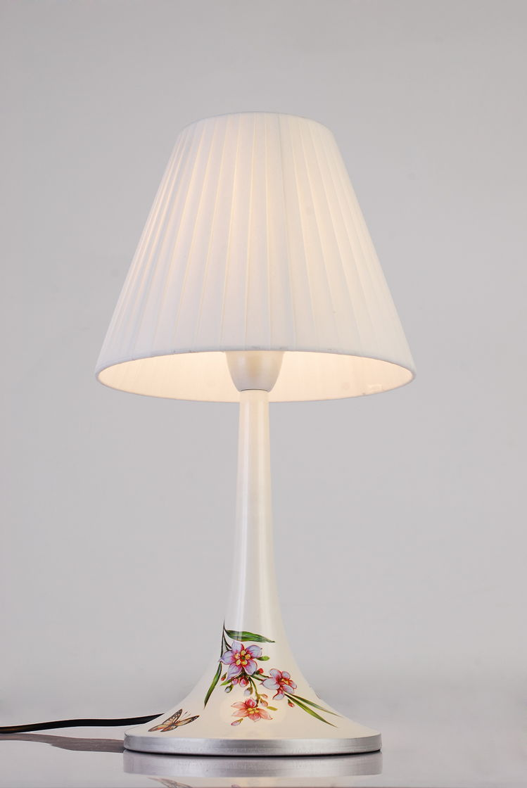 Lamps For Bedroom Dresser Aliexpresscom Buy Korean Garden Hand Painted Bedside Table Lamp