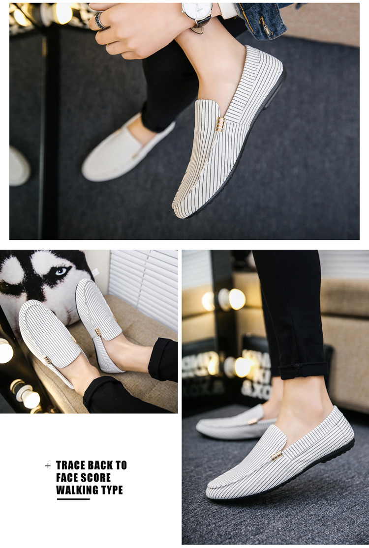 HTB100NNdECF3KVjSZJnq6znHFXaY Spring Summer Mens Loafers Plus Size Lightweight Comfortable Flat Casual Shoes Men Breathable Slip on Soft Leather Driving Shoes