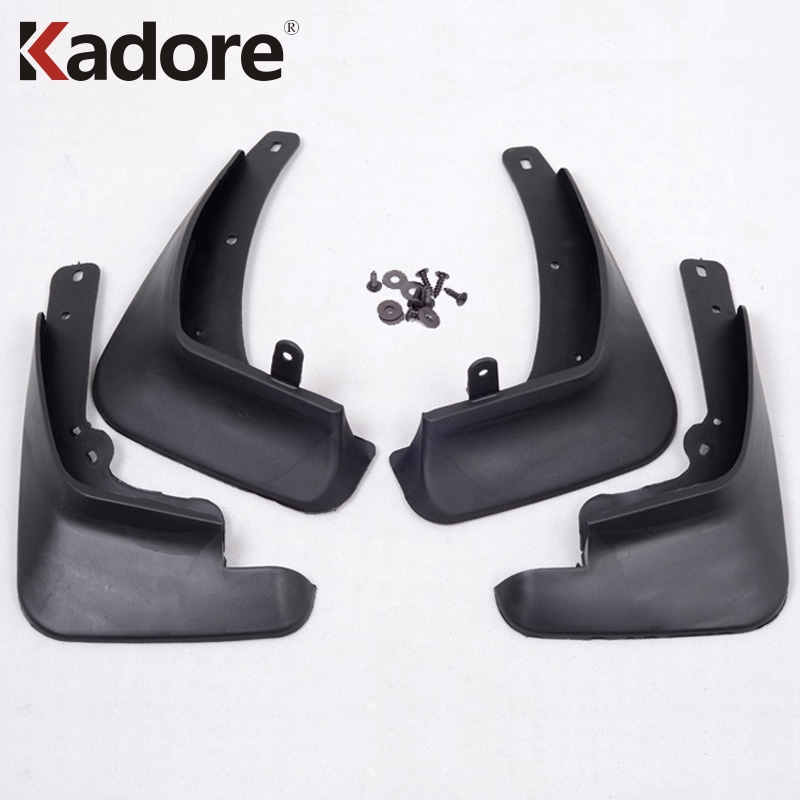 For Kia Rio K2 2011 2012 2013 2014 2015 Sedan Car Mudguard Mud Flap - Auto Replacement Parts - Photo 1