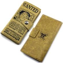 Monkey D. Luffy Long Wallet/Purse