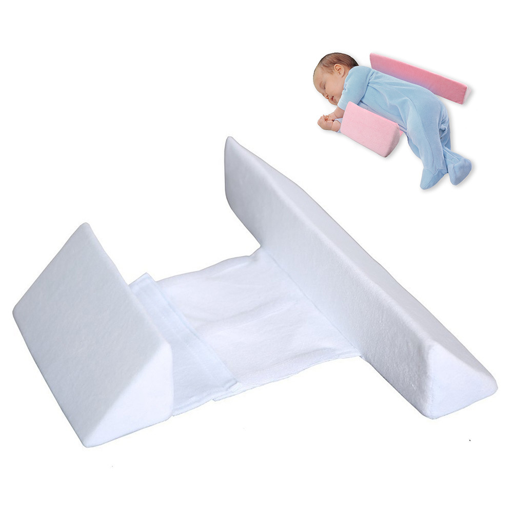 Infant Stereotyped Pillow Triangle Positioning Removable Anti-emetic Cross-border Explosion Mother