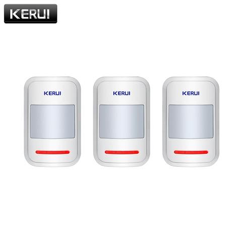Купить беспроводной pir датчик движения kerui p819 3 шт/лот 433 мгц