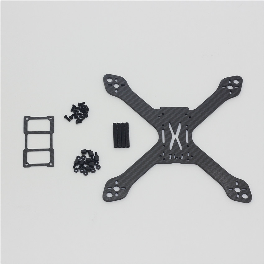 For Sale Tarot Lji X210 Mini 3K Pure Carbon Fiber Racing Quadcopter ...