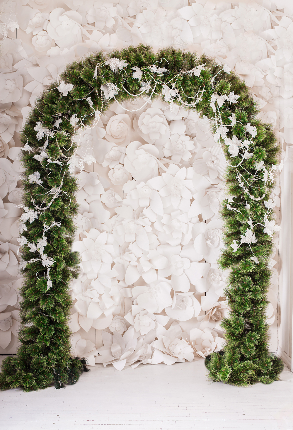 backdrop for bridal shower pictures photobooth background