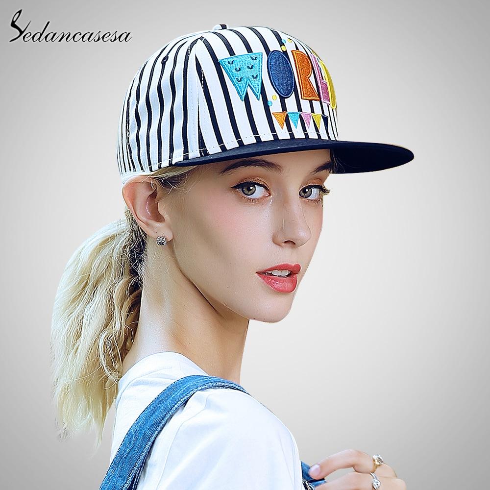 Vintage unisex baseball cap sun UV protection Snapback hats for women men baseball caps adjustable world design summer hat grils
