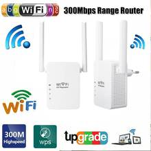LEORY 300Mbps Wireless Wifi Repeater 2.4G Router Signal Boos
