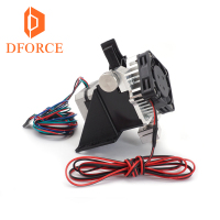 DFORCE 3d printer Titan Aero V6 hotend extruder full kit free shipping reprap mk8 i3