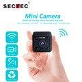<font><b>INQMEGA</b></font> Мини wifi камера 1080 P ip-камера Беспроводная маленькая CCTV инфракрасная камера ночного видения Обнаружение движения Слот для sd-карты аудио ...