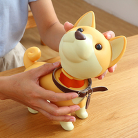 Dog Money Box Collection Piggy Bank Home Decoration Kids Gift Beauty Flying Pigs Adorable Kid Coin Bank Saving Box Catoon Puppy