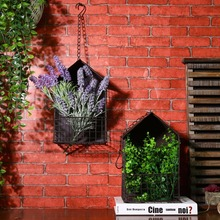 Iron Hanging Basket for Home Decor