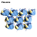 Finding Nemo 2 Finding Dory Plush Toys Dory Mini Soft Stuffed Dolls with Keychain Cartoon Gift for Kids Children 10pcs/lot