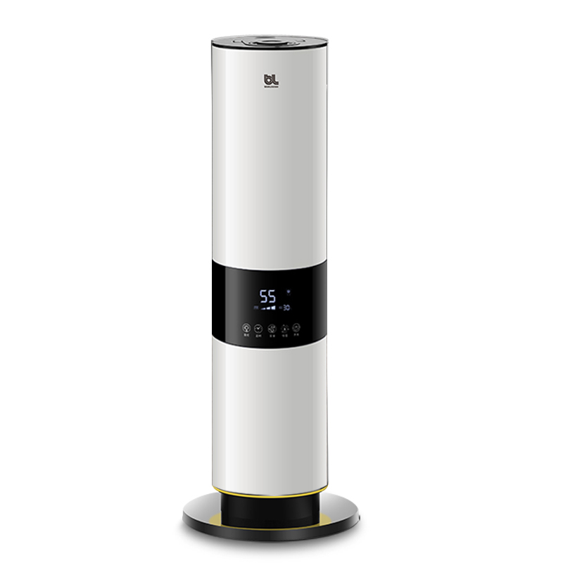 Floor style intelligent air humidifier bedroom office High capacity Pure type Essential oil diffuser floor style humidifier home mute air conditioning bedroom high capacity wetness creative air aromatherapy machine fog volume