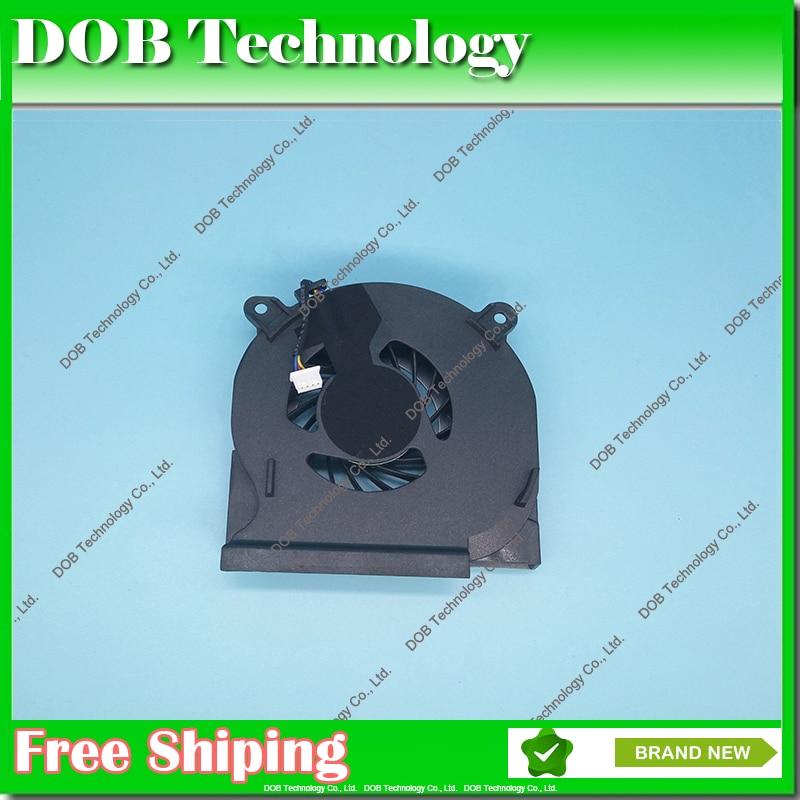 Новый вентилятор для охлаждения процессора ноутбука Dell Latitude E6410 вентилятор 04H1RR DC280007TFL CPU BATA0610R5H 002 вентилятор