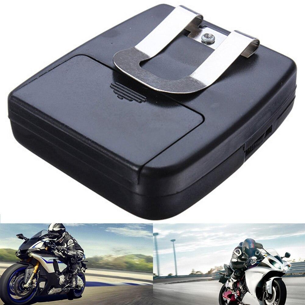 Helmet Intercom Motorcycle Headsets FM Radio Communication Dustproof Handheld Walkie Talkie Portable Interphone