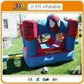 3*3 m Bouncer Inflável Castelo Bouncy Inflável Do Homem Aranha Spiderman