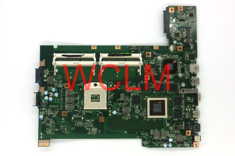 free shipping NEW brand original G74Sx laptop motherboard G74SX MAIN BOARD GTX560M 2D lcd connector N12E-GS-A1 100% Tested ботинки meindl meindl ohio 2 gtx® женские
