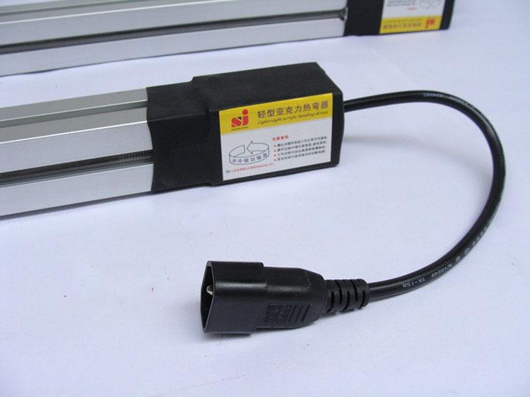 Máquina de doblado en caliente Acrílico de 23 '' (60 cm) para - Máquinas herramientas y accesorios - foto 3