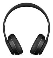 Beats by Dr. Dre Beats Solo3 Wireless, Bluetooth Alambrico, Diadema, Binaural, Supraaural, 215 g, Negro