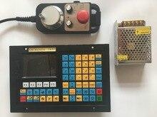 2 assi controllo CNC per tornio e rettifica macchina con alimentazione e la mano ruota di Controllo CNC USB passo a passo servo motore Tornio