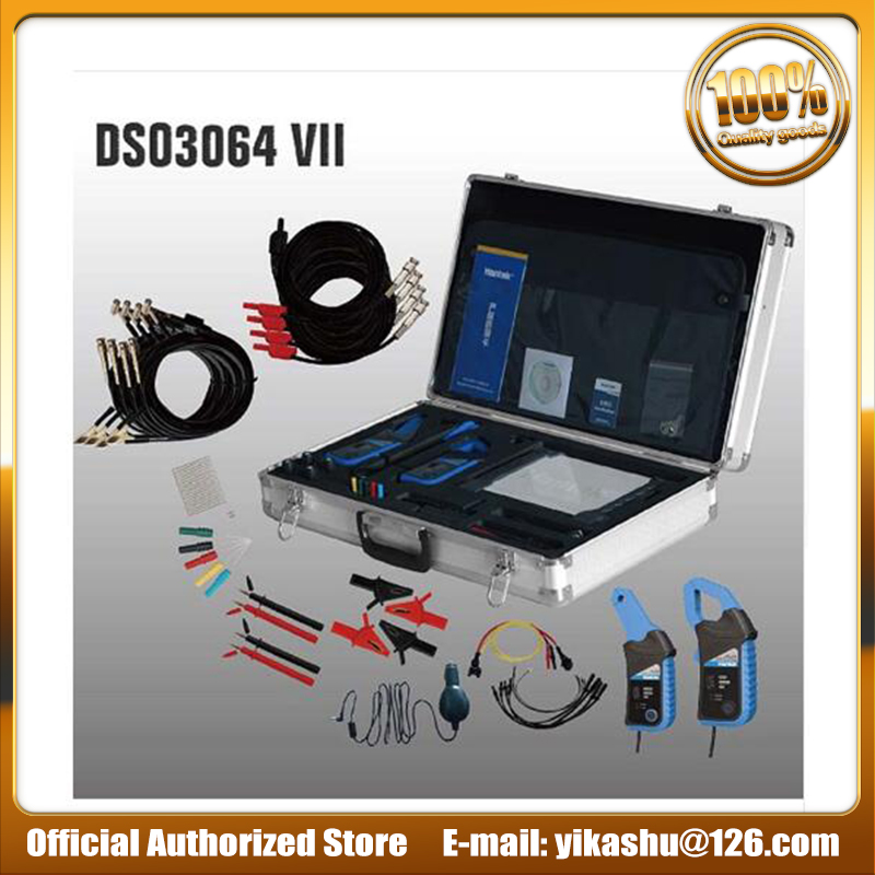 Hantek DSO3064 4ch 60MHz 200MSa/s Hantek DSO 3064 Automotive Diagnos PC base Oscilloscope Generator