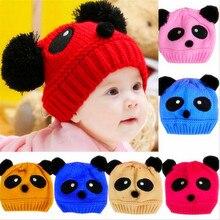 New Fashion Girls Boys Kids Children s Hats Korean Version of Panda Cap Hat Cute Winter