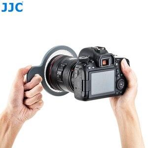 Image 5 - JJC 95mm filtro bilanciamento del bianco portatile scheda grigia per Canon Nikon Sony Fuji Olympus Panasonic DSLR SLR obiettivo fotocamera Mirrorless