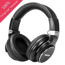 Takstar HD5500 Monitor Studio Headphones Dynamic 1000mW Powerful HD Over headphone Noise Cancelling Pro DJ Headset auriculars