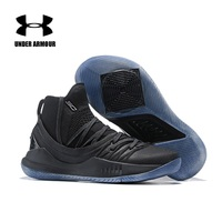 Under Armour Basketball Shoes UA Men's Curry 5 Five Wearable Sport Sneakers Outdoor Athletic Light Cushioning Breathable Shoes