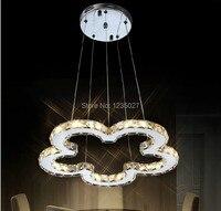 2015新しいベストセラークリスタル天井ランプダイニングルームledクリスタル照明d500mm ledクリスタル照