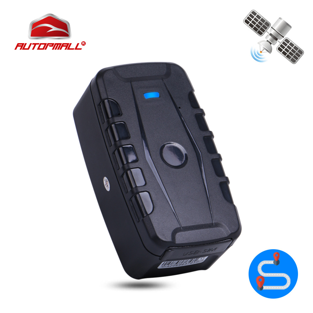 GPS Tracker Car LK209C 20000mAh 240 Days Standby Waterproof Vehicle Tracker GPS Locator Tracking Device Magnets Drop Shock Alarm