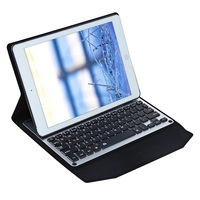 9 7 Ultra Thin Aluminum Wireless Bluetooth Keyboard Tablet PC Protective Case For Ipad Pro 9