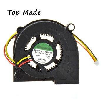 Вентилятор охлаждения для проектора SUNON EF50201S1-C000-G99 DC12V 1,02 Вт 50*50*20 мм