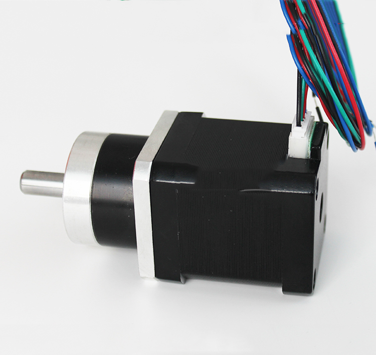 DIY High Precision Speed Ratio 5.18:1 Planetary Reducer + Nema17 1.5Nm 1.5A Stepper Motor for Mini CNC Router Carving Machine цена