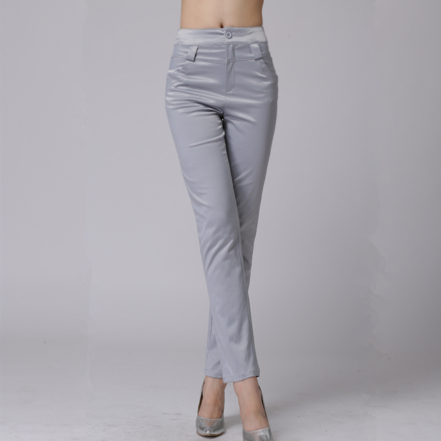 straight pants for women - Pi Pants