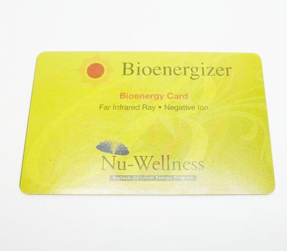 imágenes para 20 x envío gratis tarjeta bioenergizer quantum ciencia energía escalar tarjeta tarjetas de lucha contra la radiación de iones de bioenergía abeto tarjeta amarilla