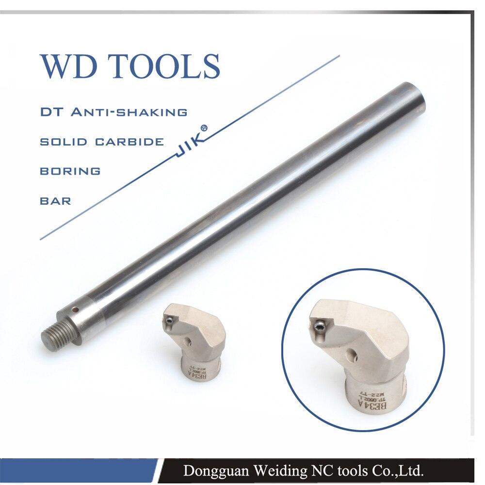 Barre d'alésage modulaire de petit diamètre de carbure de Tungteng de ST10-W6-140 BE12A et ST08-W5-140