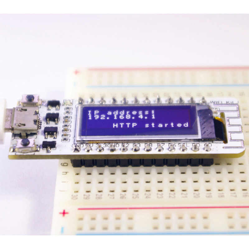 ESP8266 WIFI Chip 0 91 inch OLED CP2014 32Mb Flash Module Internet of  things Board PCB for NodeMcu for Arduino IOT
